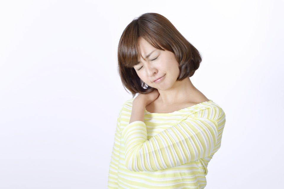 肩こり・首の痛み改善